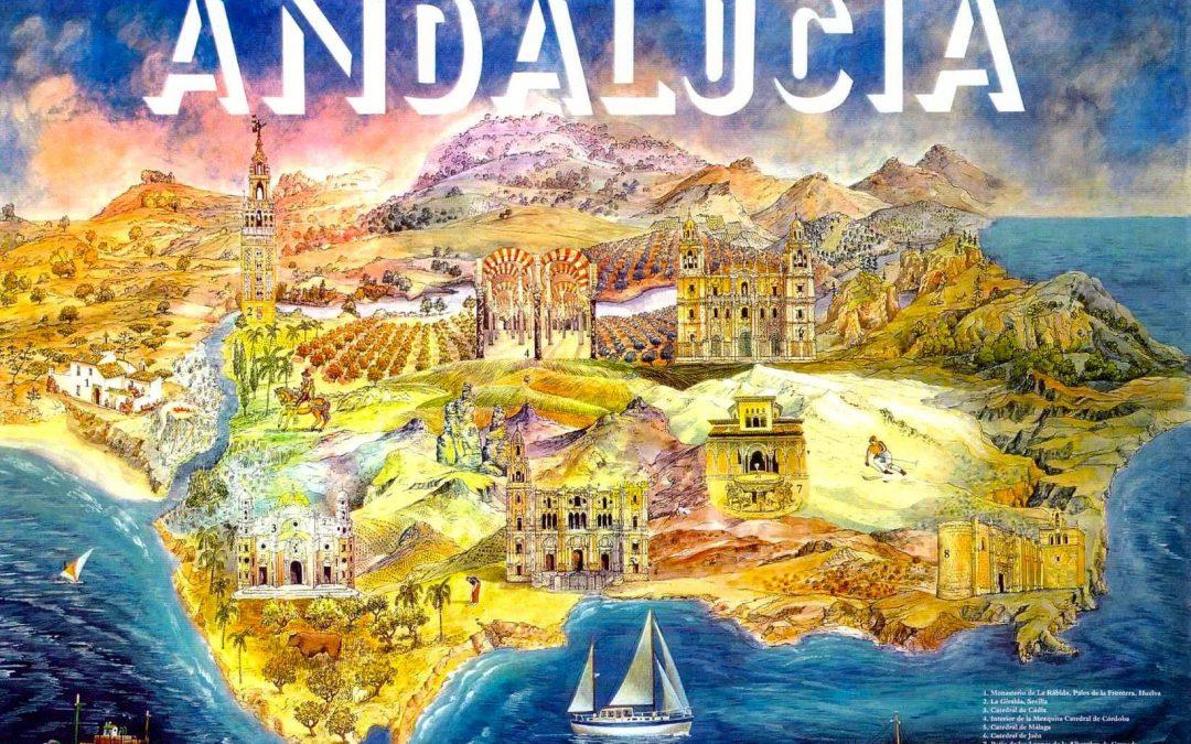 A very happy Día de Andalucía!!