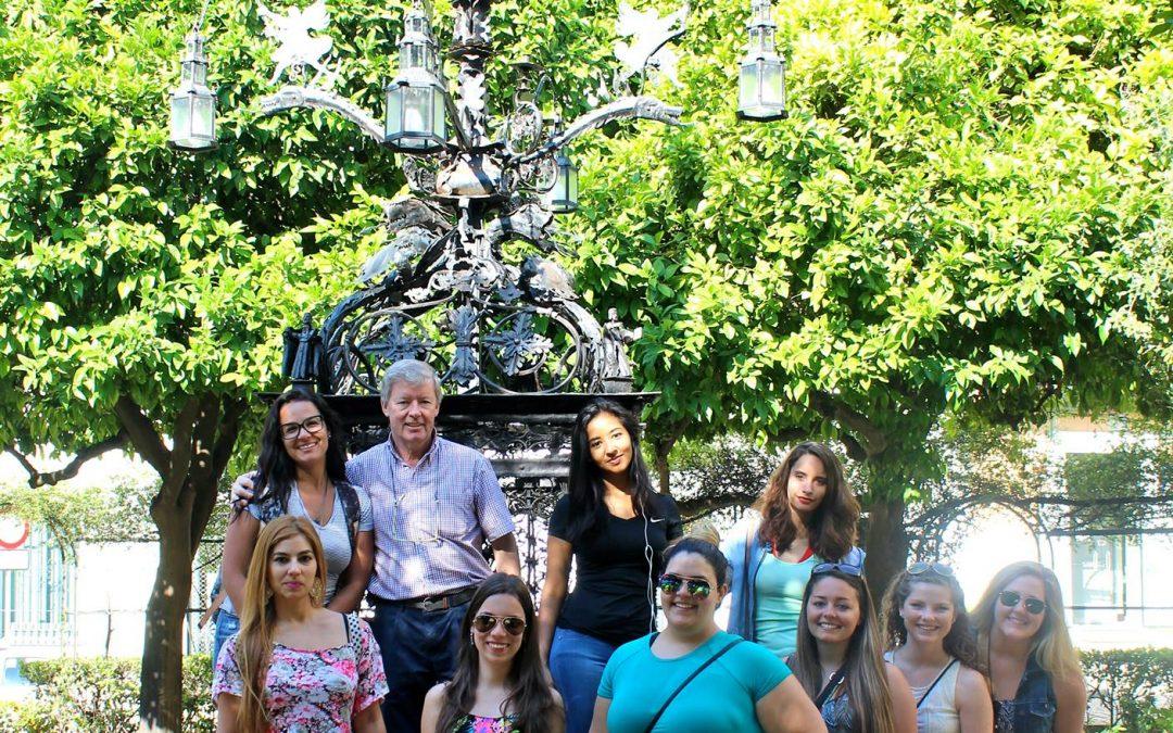 Friday! Seville's ancient Jewish quarters