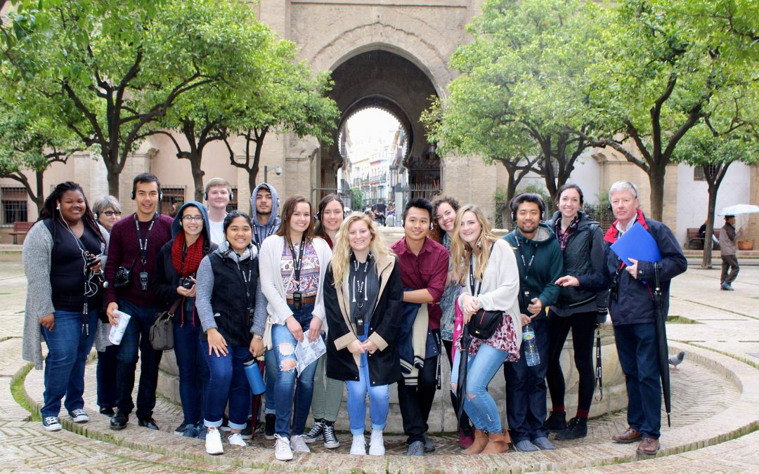 Visit to Seville's Gothic Cathedral
