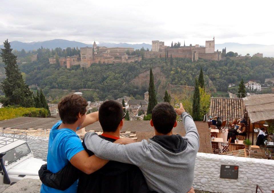 Overnight trip to Granada