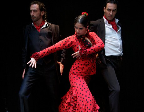 Downtown seville and flamenco night ics for Espectaculo flamenco seville sevilla
