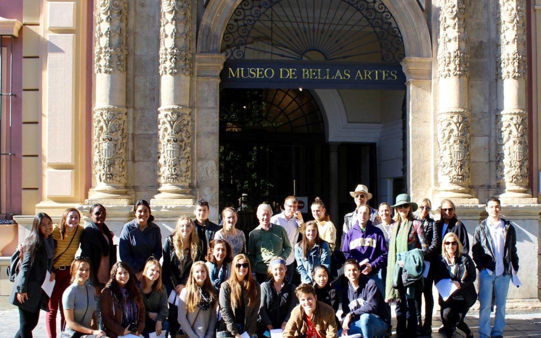 Seville's magnificent Fine Arts museum