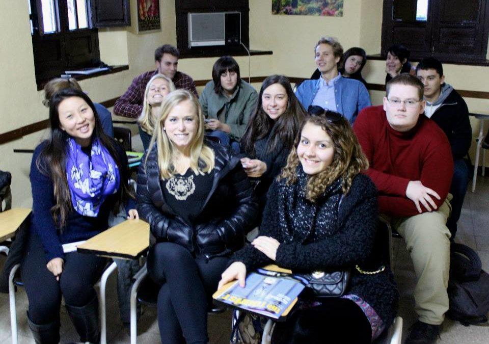 Volunteer / Internship meeting