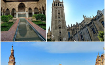 Places to go in Sevilla