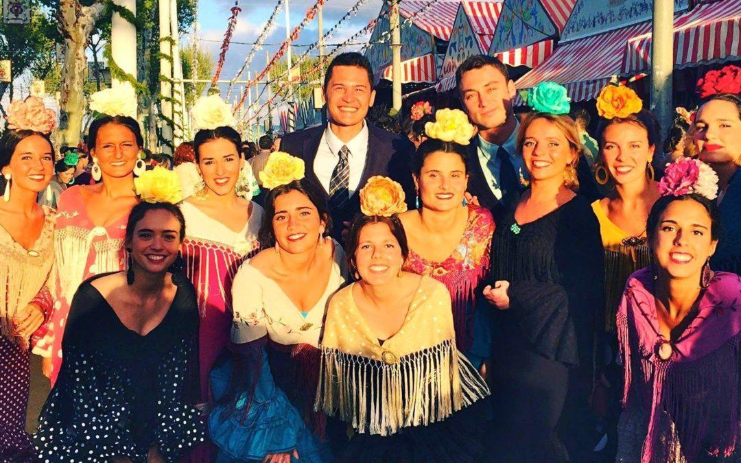 Seville's magnificent April Fair