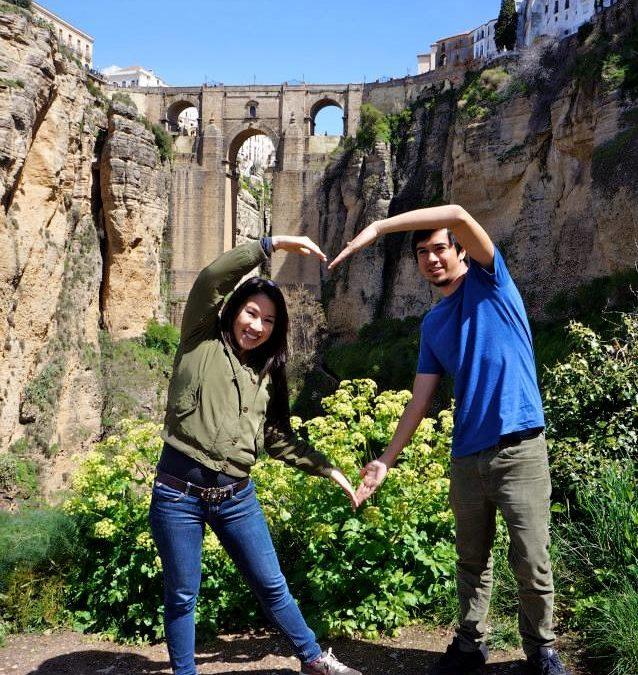 Beautiful mountain city of Ronda