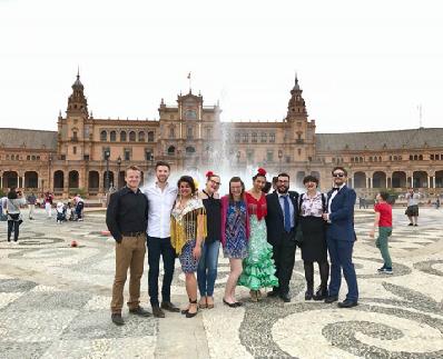Feria de Abril Sevilla 2018