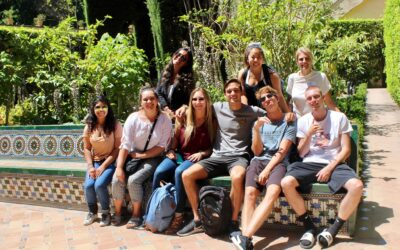 Leaving Seville