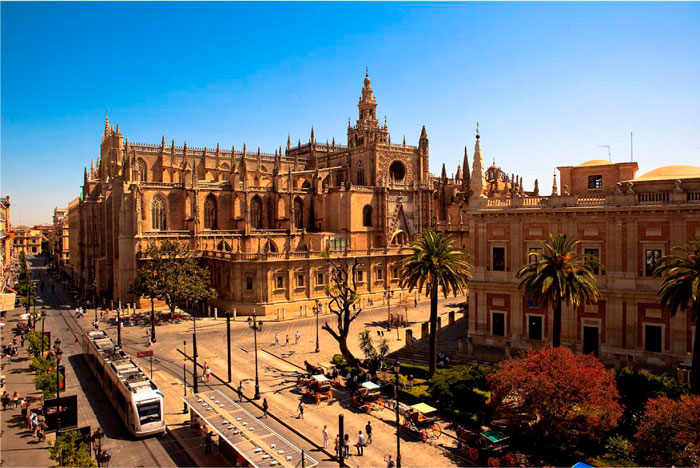 Seville's Gothic Cathedral