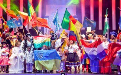 Festival de Naciones!