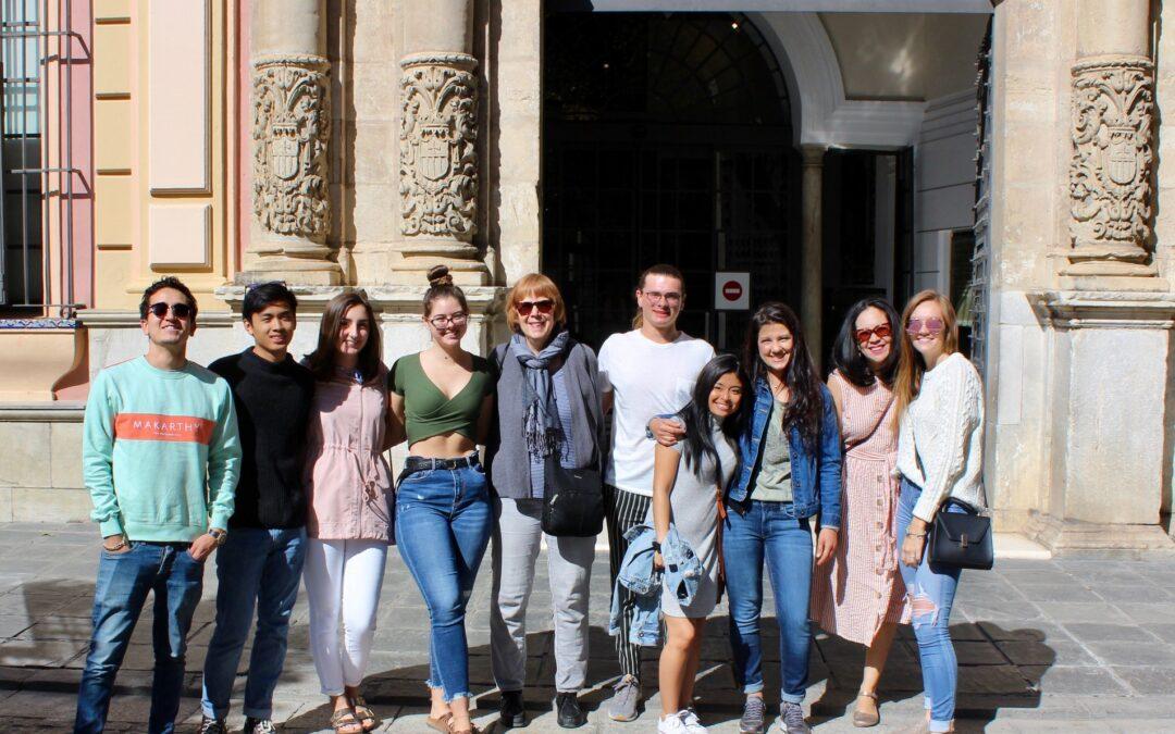 Last cultural visit of the semester