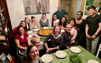 Spanish cooking – Paella