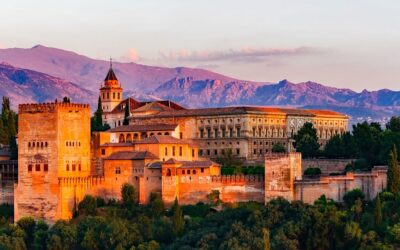 This weekend is our overnight trip to Granada