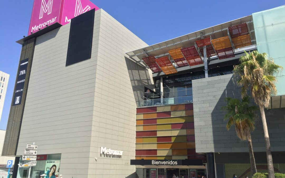 Shopping excursion to Metromar