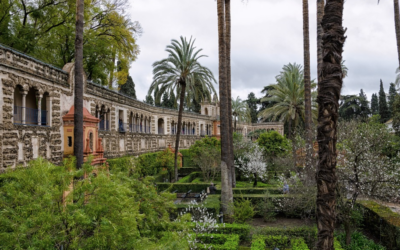 Friday will be our Cultural Visit to Seville's Alcázar palace