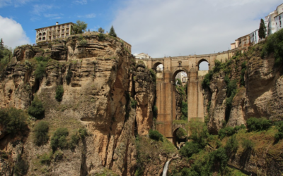 Saturday will be our day trip to town of Ronda.